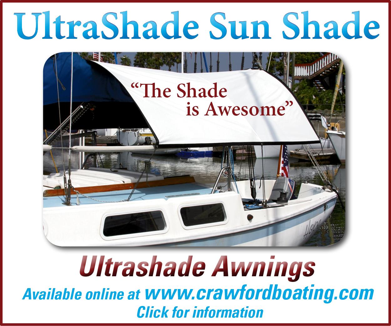 Crawford Shade Awning
