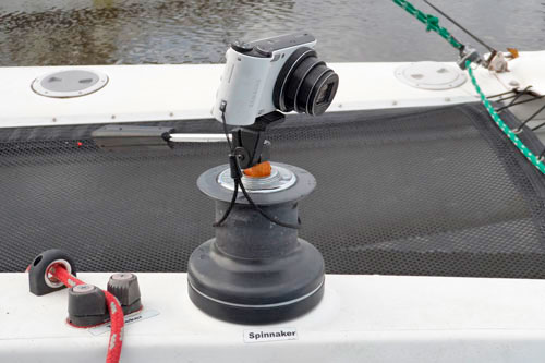 On-Deck Camera Mount