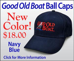 New Good Old Boat Ball Cap