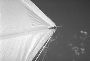 Detail of riding sail 2