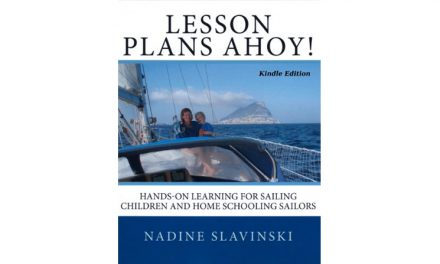Lessons Plans Ahoy!: Book Review