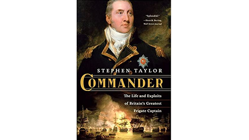 Commander: Book Review