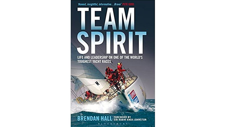Team Spirit: Book Review
