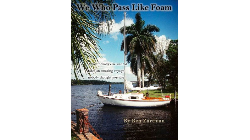 We Who Pass Like Foam: Book Review