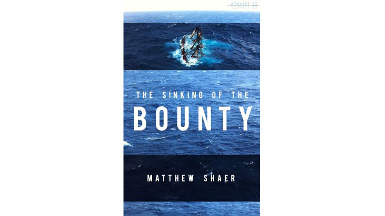 The Sinking of the Bounty: Book Review