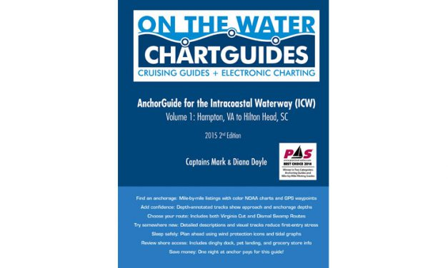 AnchorGuide for the Intracoastal Waterway: Book Review