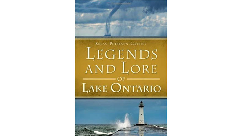 Legends and Lore of Lake Ontario: Book Review