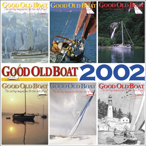 2002 Back Issues (Download or CD)
