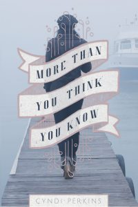 Book Cover: More Than You Think You Know