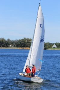Cape Cory Typhoon in the 2015 Turkey Shoot regatta