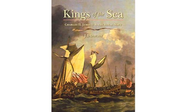 Kings of the Sea: Charles II, James II & The Royal Navy