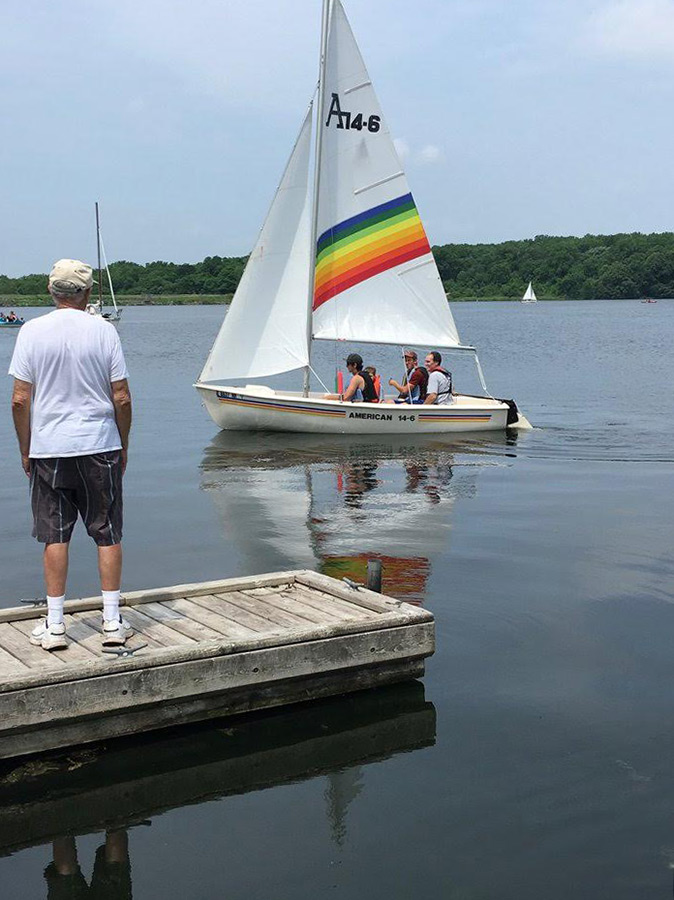A Taste of Sail, One Sailor at a Time