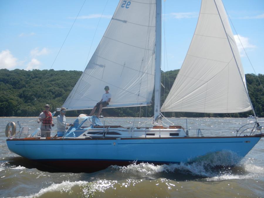 Brenda Ellingsen Good Old Boat