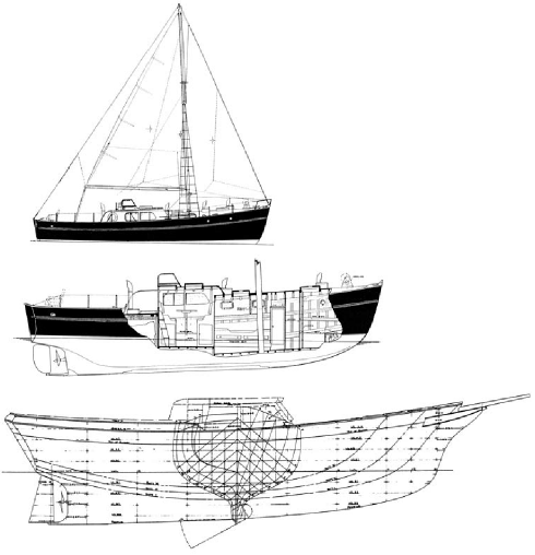 Dissecting The Motorsailer Good Old Boat