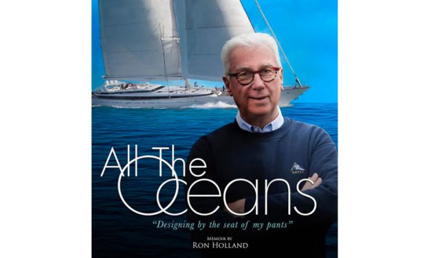 All the Oceans: Designing by the seat of my pants, a memoir