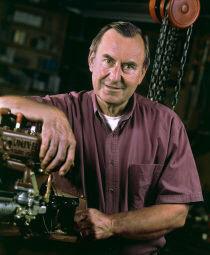 Dan Moyer, Atomic 4 Guru