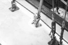 Stanchion Repair
