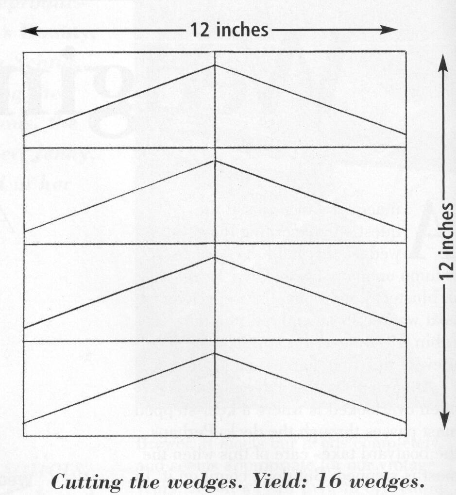 wedge measurment diagram