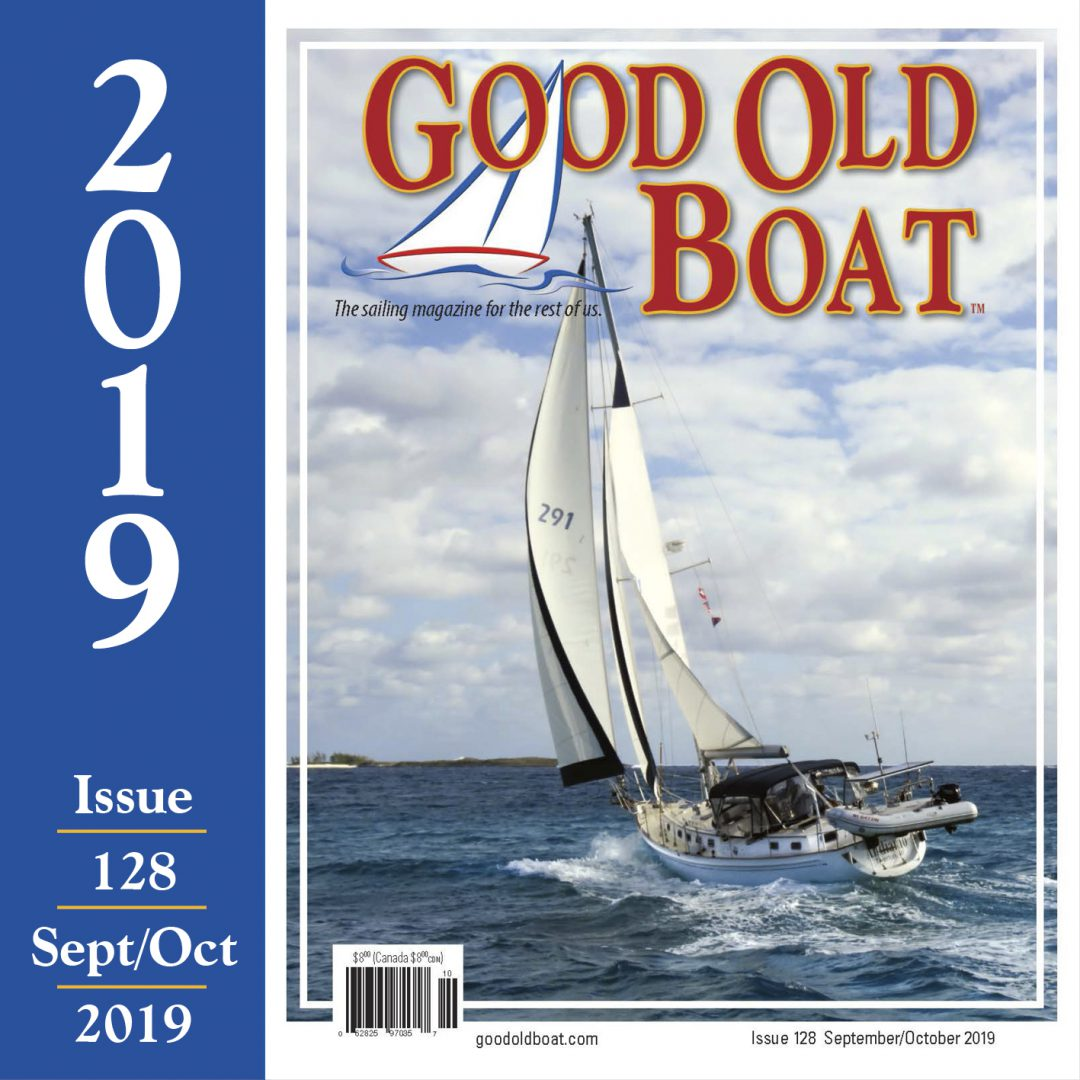 Dissecting the Motorsailer – Good Old Boat