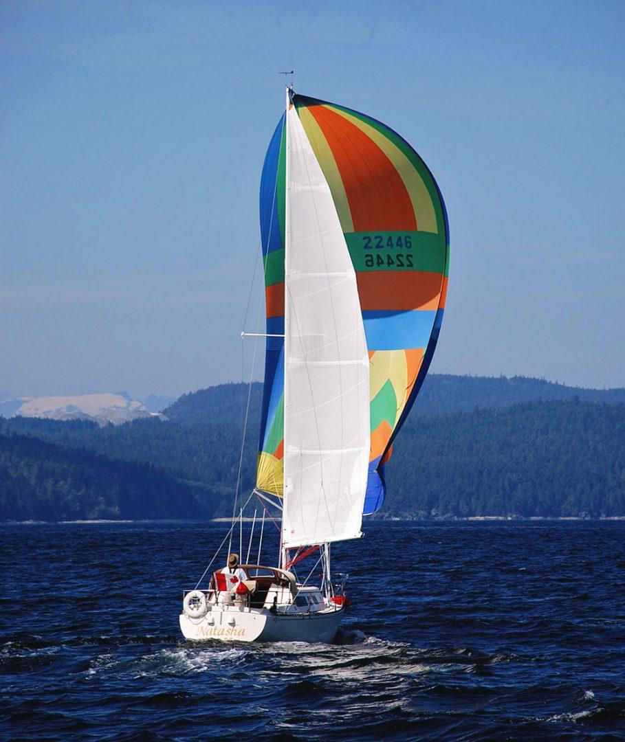 An Exhausting Sail