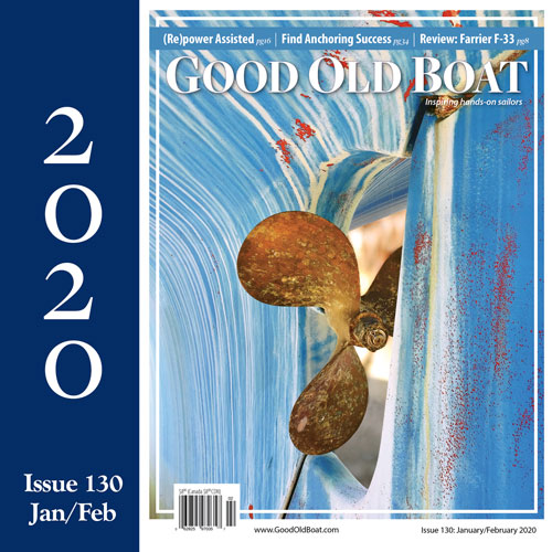 Mail Buoy – January 2020