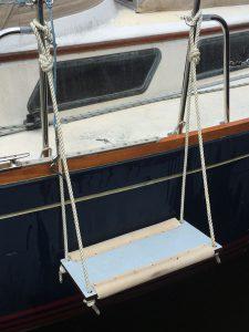 """Vintage SeaWay 2.5/"""" Block from Hobie Cat 16 Main Sheet"""