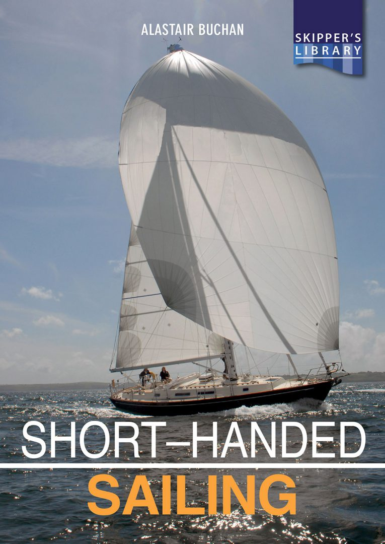 short-handed sailing book cover