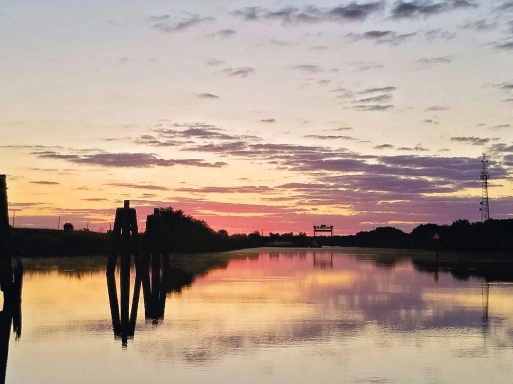 Port Mayaca sunrise