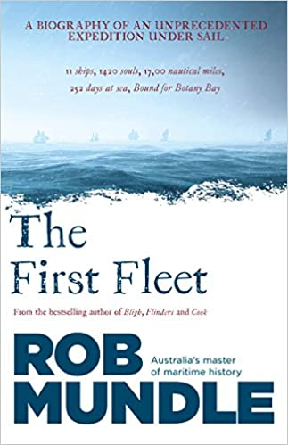 The First Fleet book review