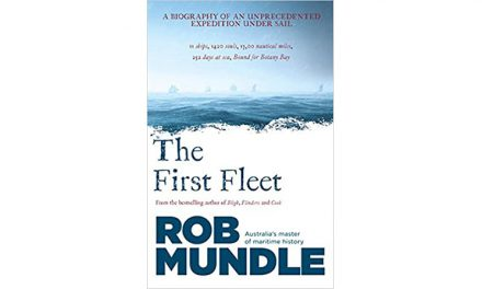 Book Review: The First Fleet