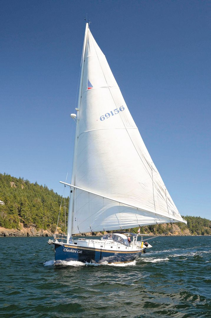 Nonsuch sailboat
