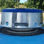 How to Build a Dog Bowl Solar Vent