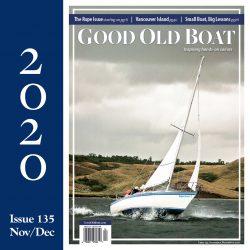 November 2020 magazine cover