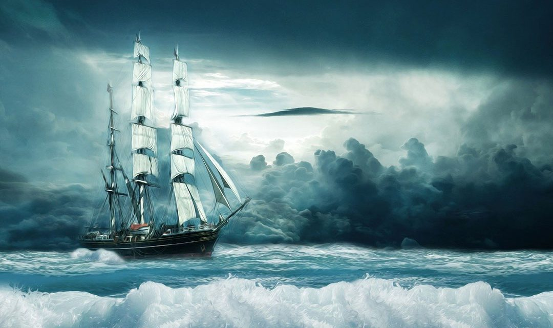 Bunky's Last Sail