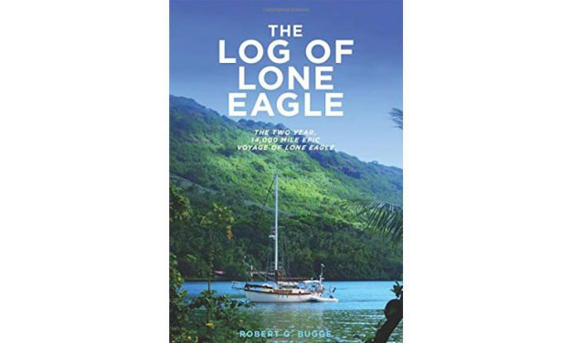 Book Review – The Log of Lone Eagle