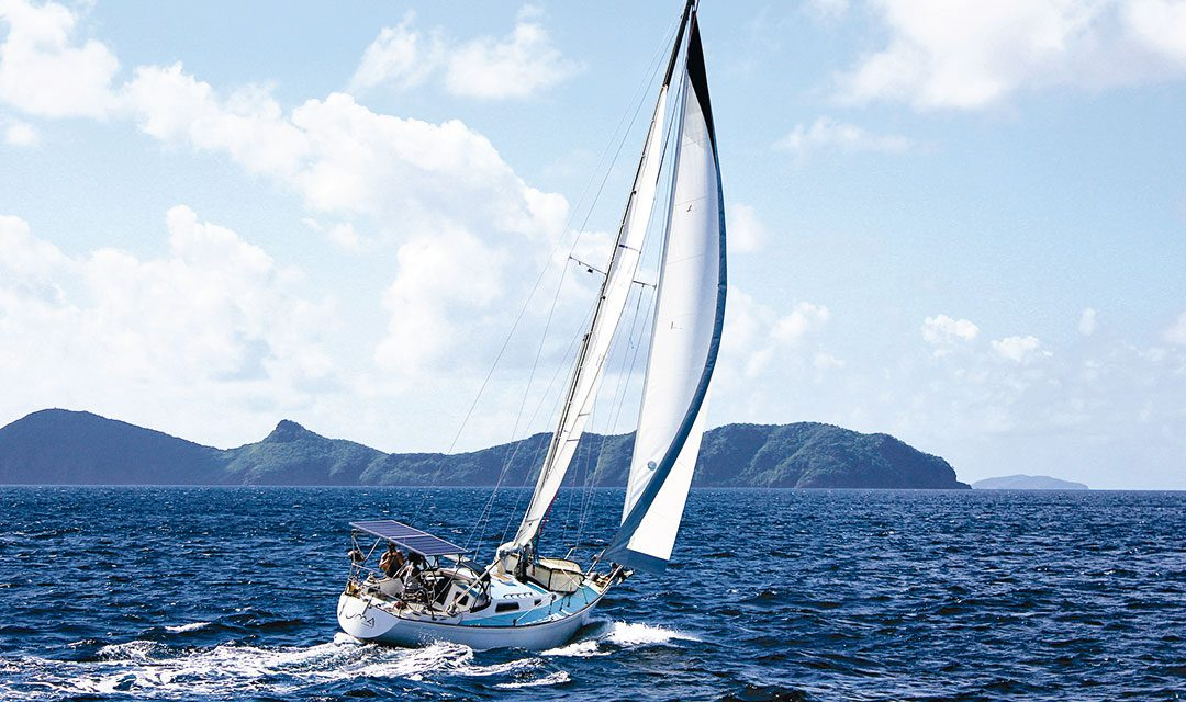 Three Sisters – Three Very Different Pearson 36-1 Refits