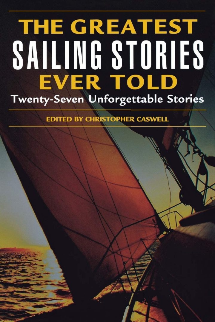 the greatest sailing stories ever told book cover