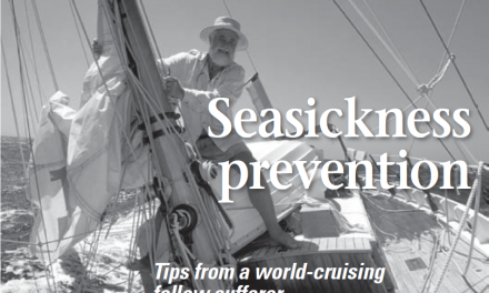 Seasickness Prevention