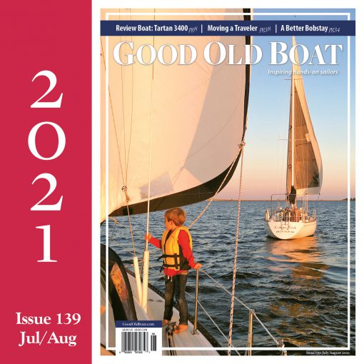 Good Old Boat July/August 2021 issue