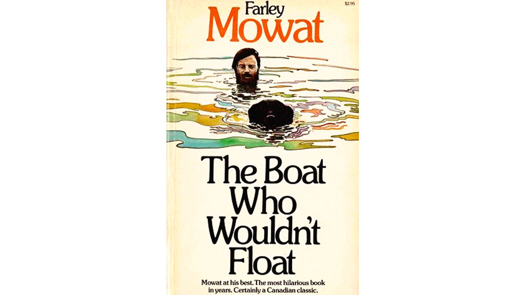 Book Review: The Boat Who Wouldn't Float