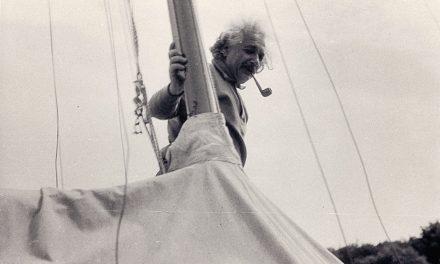 Sailor Profile: Albert Einstein